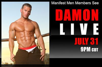 Liveshow-upcoming Damon JUly 31 copy