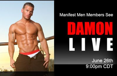 Liveshow-upcoming Damon June copy